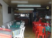 Se alquila restaurante completamente amoblado listo para funcionar!!!... s/.1,500 smp