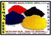 Venta de ocre bayer importado para pisos,zocalos y polir en bagua,jaen,bellavista!! aprovecha