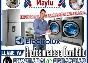 ◄electrolux, tecnico experto en lavadoras, secadoras ((reparacion)).