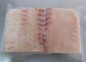 Pescado paiche en filetes congelados