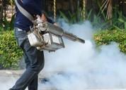 Saneamiento ambiental (fumigacion)