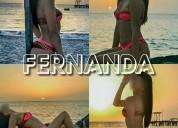 Fernanda escort venezolana a1