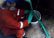 Limpieza y desinfecciÓn de reservorios de agua potable