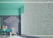 Desde s/: 450.00 soles como minimo, escarchados decorativos en techos- paredes. tlf:. 999 997 222
