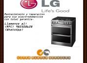 982508628 lg cocinas mantenimiento y reparacion