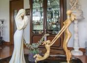 Esculturas de madera lima peru esculturas en madera cedro lima peru piezas únicas