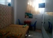 Alquiler habitaciones, amobladas con aa o ventilador, comodidades