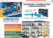 InstalaciÓn de cableados estructurados reds service