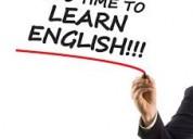 Ingles profesora dicta o nivela clases a domicilio
