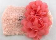 Vinchas bebes crochet unicos modelos enviosss