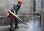Eko planeet plan de saneamiento,fumigaciones, pueblo libre