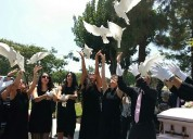 Entierros funerales alquilamos palomas blancas para soltar lima peru