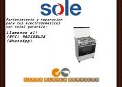 982508628 cocinas sole mantenimiento y reparacion en lima