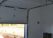 Puertas levadizas huancayo, seccionales