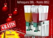Refresqueras ibbl 15 litros cada tolva stock 2545930 marilyn