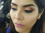 Allisson de los ríos -  maquillaje profesional