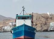 Lancha pesquera 15 tn gm 471