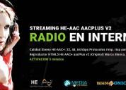 Surdatanet su radio por internet - audio en vivo para radios