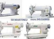 Servicio tecnico profesional para maquinas de coser