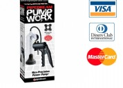 Pump worx  max precision power pump.