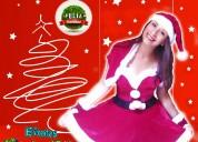 Show navideÑo | papa noel | show infantil | hora loca | filmacion | equipo sonido - fiesta kids