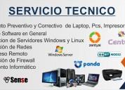 soporte técnico informatico