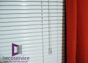 Decoservice servicio de reparación y mantenimiento de persianas de pvc y madera
