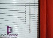 Decoservice reparación y mantenimiento de persianas recojo y entrega a domicilio