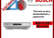 980141881 campana extractora bosch mantenimiento preventivo y correctivo