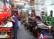 Rectificaciones american diesel - mantenimiento