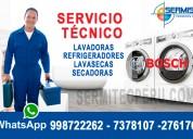 Asistencia técnica bosch -lavadoras- 276-1763 magdalena