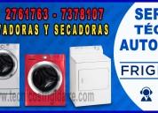 998-722262 reparaciones frigidaire [lavadoras] san isidro