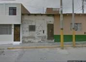 Vendo casa antigua como terreno en centro de pimentel de 155m2