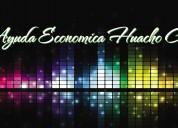 Huacho ofrezco ayuda economica a chicas huacho huaura
