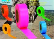 Peine de ebanista, medidor de ángulos, libros de colores munsell, flagging