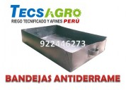 Bandeja antiderrame de polietileno cel :922446273