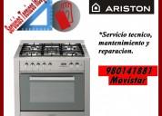 980141881 mantenimiento y reparacion para cocinas ariston en lima