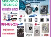 Servicio tÉcnico de lavadoras frigidaire y mantenimientos