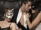 Eros y margarita en busca de una mujer dispuesta a todo. mhm -aqp