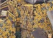 Importador directo vende ruedas de andamio, cabezal para vigas h, encofrado de todo tipo, puntales,