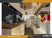 DiseÑo y decoraciÓn de restaurantes