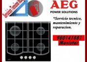 980141881 aeg cocinas vitroceramicas servicio tecnico mantenimiento