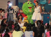 Ria producciones show infantil cristiano