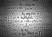 Reforzamiento en matematicas / surco, san borja.