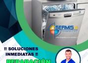 Reparaciones frigidaire lavavajillas 998-722262 rimac