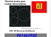 941463940 electrolux cocinas vitroceramicas mantenimiento y reparacion