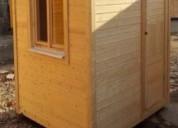 Oficinas  de madera precios