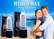 Hydromax x30 la bomba de agua para agrandar el pene - sexshop lima peru
