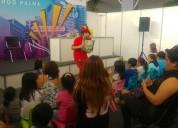Cuentacuentos con el narrador peruano.. show de cuentos..