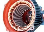 Servicio técnico 947262970 de rebobinado de motores eléctricos monofásicos y trifasico.